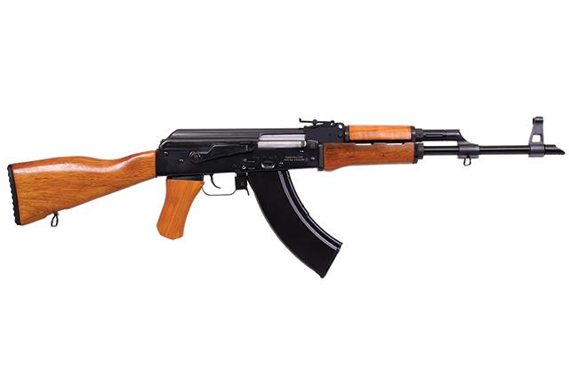 Bild Nr. 02 AK 47 4.5mm CO2 Kalashnikov Vollmetall Holz