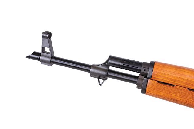 Bild Nr. 04 AK 47 4.5mm CO2 Kalashnikov Vollmetall Holz