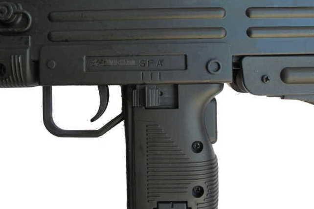 Bild Nr. 02 UZI 6mm  GSG  MP2 A1 (R1) 6mm AEG