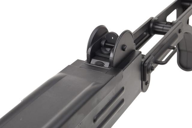 Bild Nr. 03 UZI 6mm  GSG  MP2 A1 (R1) 6mm AEG