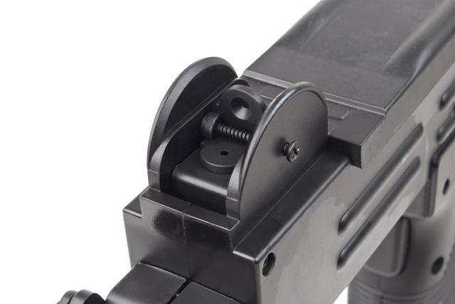 Bild Nr. 05 UZI 6mm  GSG  MP2 A1 (R1) 6mm AEG