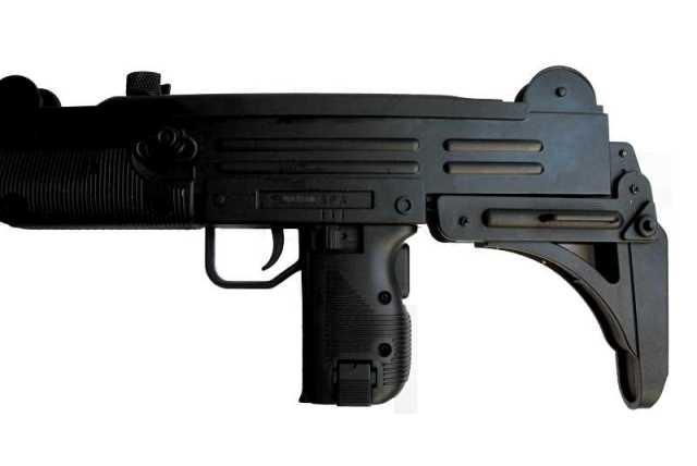 Bild Nr. 08 UZI 6mm  GSG  MP2 A1 (R1) 6mm AEG