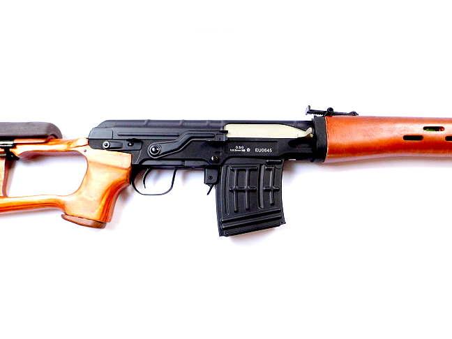 Bild Nr. 02 Scharfschützengewehr Dragunov SVD inkl. Akku+Lader