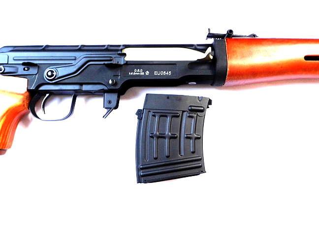 Bild Nr. 04 Scharfschützengewehr Dragunov SVD inkl. Akku+Lader
