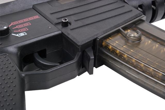 Bild Nr. 03 GSG G14 GCS  Black 6mm AEG