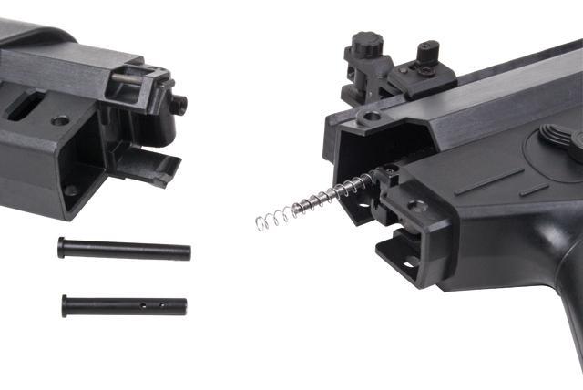 Bild Nr. 08 GSG G14 GCS  Black 6mm AEG
