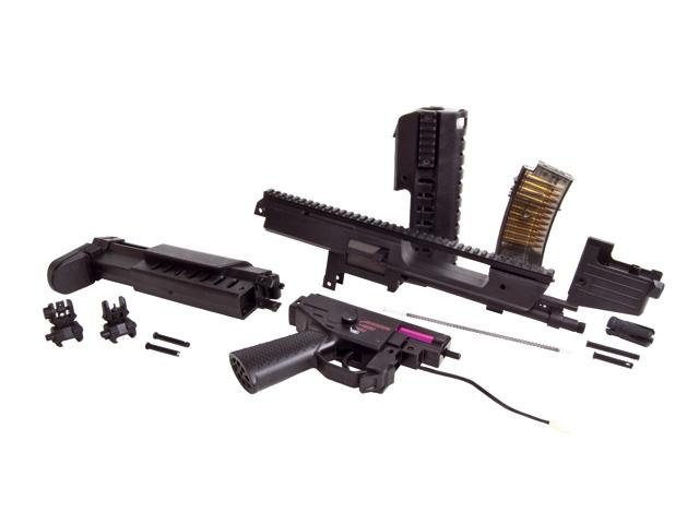 Bild GSG G14 GCS  Black 6mm AEG Abb. Nr. 09