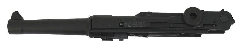 Bild Nr. 07 Pistole Luger P 08 6mmBB Vollmetall Kniegelenk frei ab 18