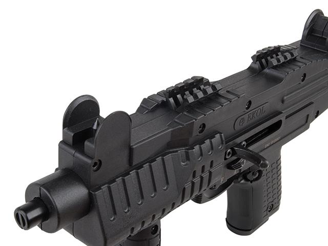 Bild Ekol ASI mit Klappschaft Schreckschuss-Maschinenpistole Abb. Nr. 04