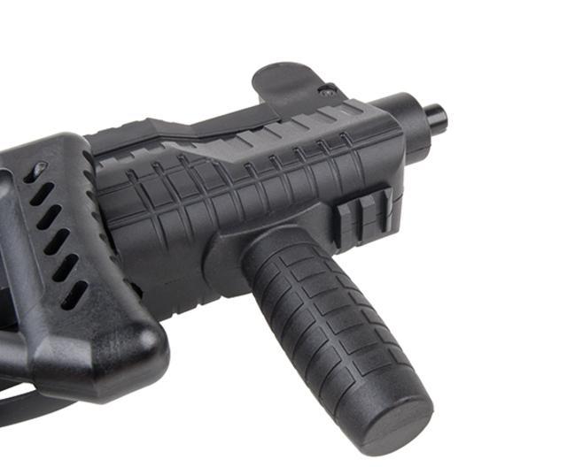 Bild Ekol ASI mit Klappschaft Schreckschuss-Maschinenpistole Abb. Nr. 10