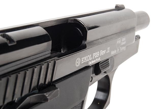 Bild Nr. 06 Pistole Ekol P29 Rev. II Schreckschusspistole 9mm