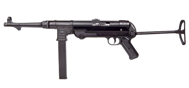 Bild Maschinenpistole GSG MP40 9mm P.A.K. Abb. Nr. 02