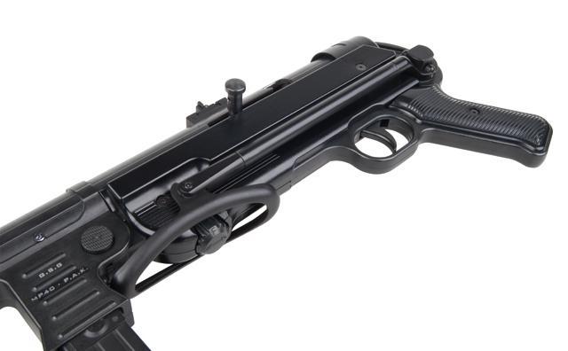 Bild Maschinenpistole GSG MP40 9mm P.A.K. Abb. Nr. 11