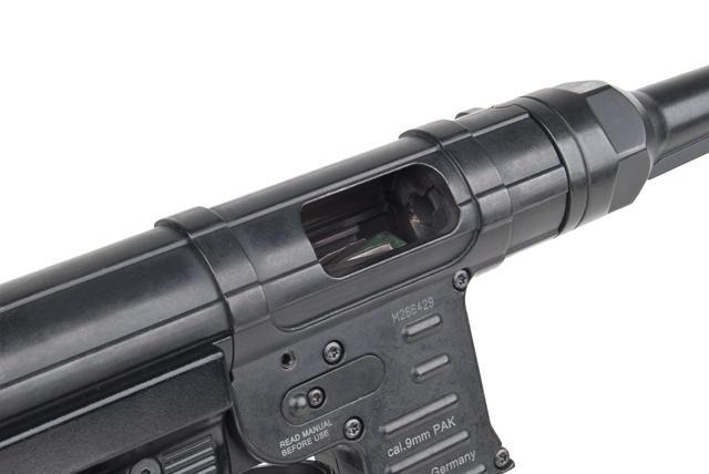 Bild Maschinenpistole GSG MP40 9mm P.A.K. Abb. Nr. 12
