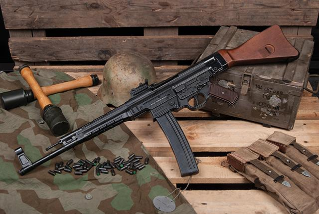 Bild StG44 Schreckschuss Sturmgewehr GSG StG44 9mm P.A.K. Abb. Nr. 13