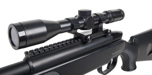 Bild Nr. 03 SET GSG SR-2 Sniper Scharfschützengewehr 6mmBB SoftAir Zweibein