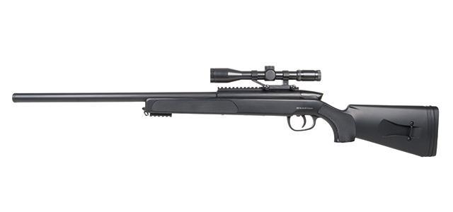 Bild Nr. 12 SET GSG SR-2 Sniper Scharfschützengewehr 6mmBB SoftAir Zweibein