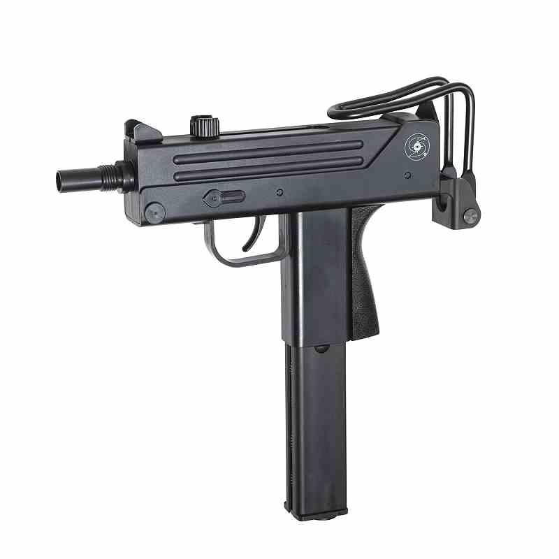 Bild Ingram M11 ASG CO2 Pistole 4,5mm Abb. Nr. 1