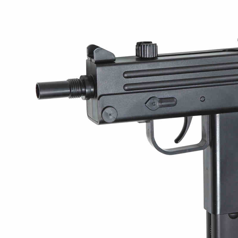 Bild Ingram M11 ASG CO2 Pistole 4,5mm Abb. Nr. 02