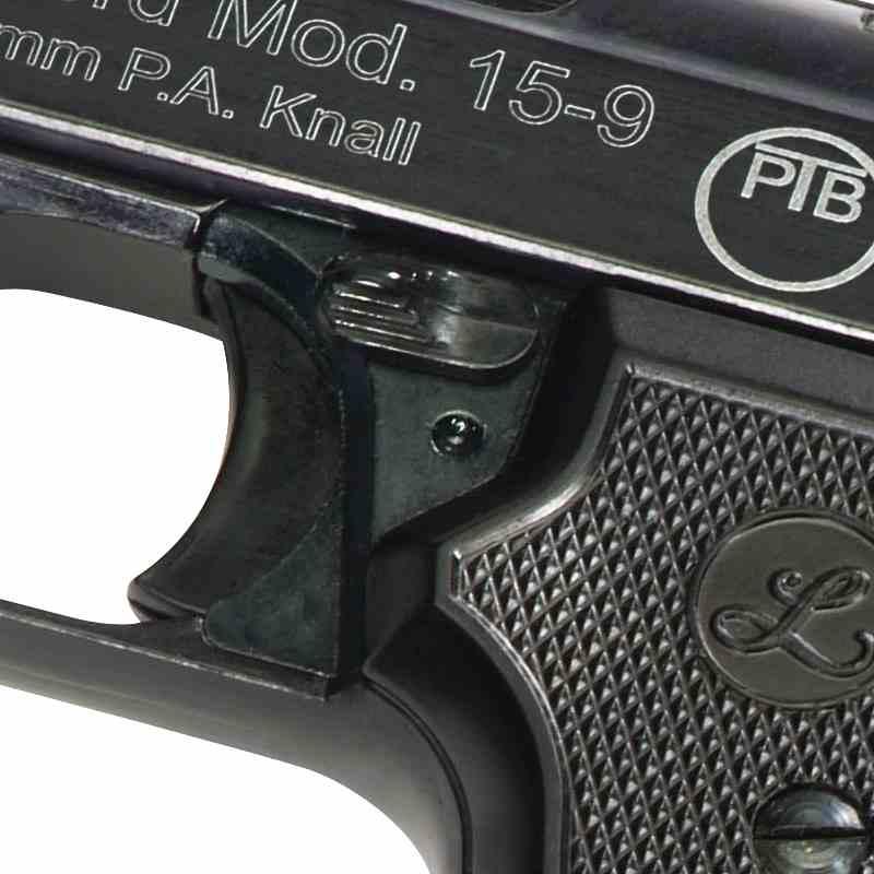 Bild Nr. 02 Pistole Record Model 15-9