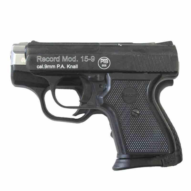 Bild Nr. 03 Pistole Record Model 15-9