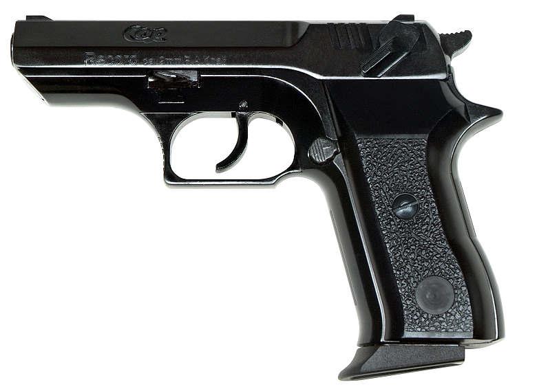 Gas-Pistole RECORD Cop 9mm PAK