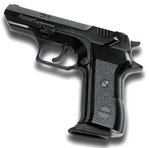 Bild Gas-Pistole RECORD Cop 9mm PAK Abb. Nr. 02