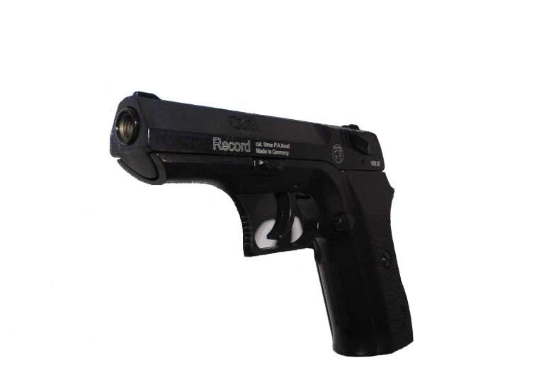 Bild Gas-Pistole RECORD Cop 9mm PAK Abb. Nr. 03