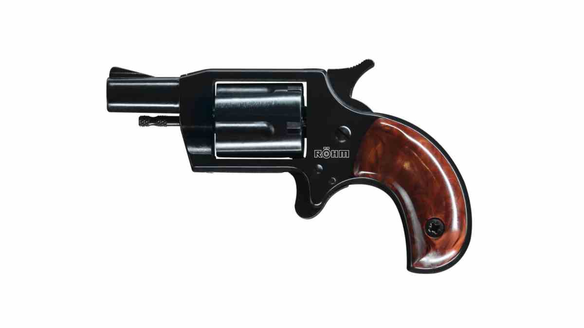 Little Joe Gas-Revolver