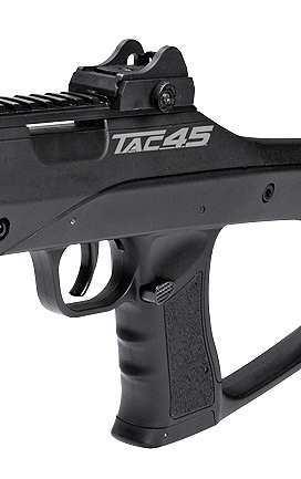 Bild Nr. 04 TAC 45 ASG TAC 4.5 mm BB + ZF 4x32 Strike Sniper