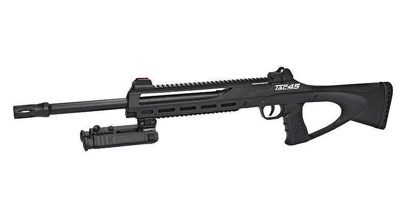 Bild Nr. 05 TAC 45 ASG TAC 4.5 mm BB + ZF 4x32 Strike Sniper