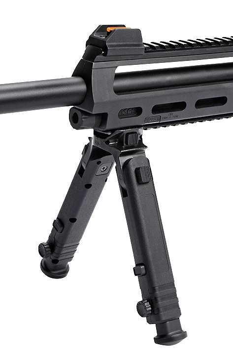 Bild Nr. 07 TAC 45 ASG TAC 4.5 mm BB + ZF 4x32 Strike Sniper