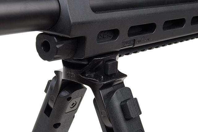 Bild Nr. 09 TAC 45 ASG TAC 4.5 mm BB + ZF 4x32 Strike Sniper