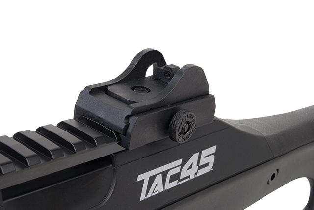Bild Nr. 11 TAC 45 ASG TAC 4.5 mm BB + ZF 4x32 Strike Sniper