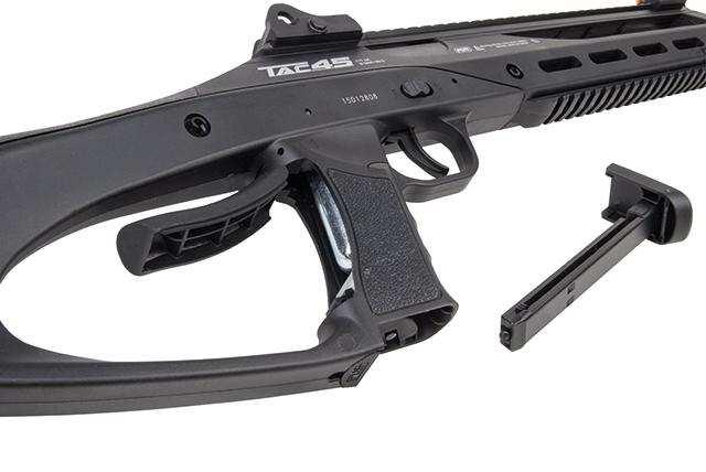 Bild Nr. 15 TAC 45 ASG TAC 4.5 mm BB + ZF 4x32 Strike Sniper