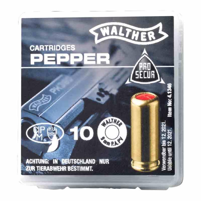 Bild Walther Defense-Pfefferpatrone 9mm PA Abb. Nr. 1