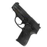 Bild Nr. 01 NCIS Dienstwaffe Pistole Sig P239 Dienstmarke pesönlicher Ausweis Messer