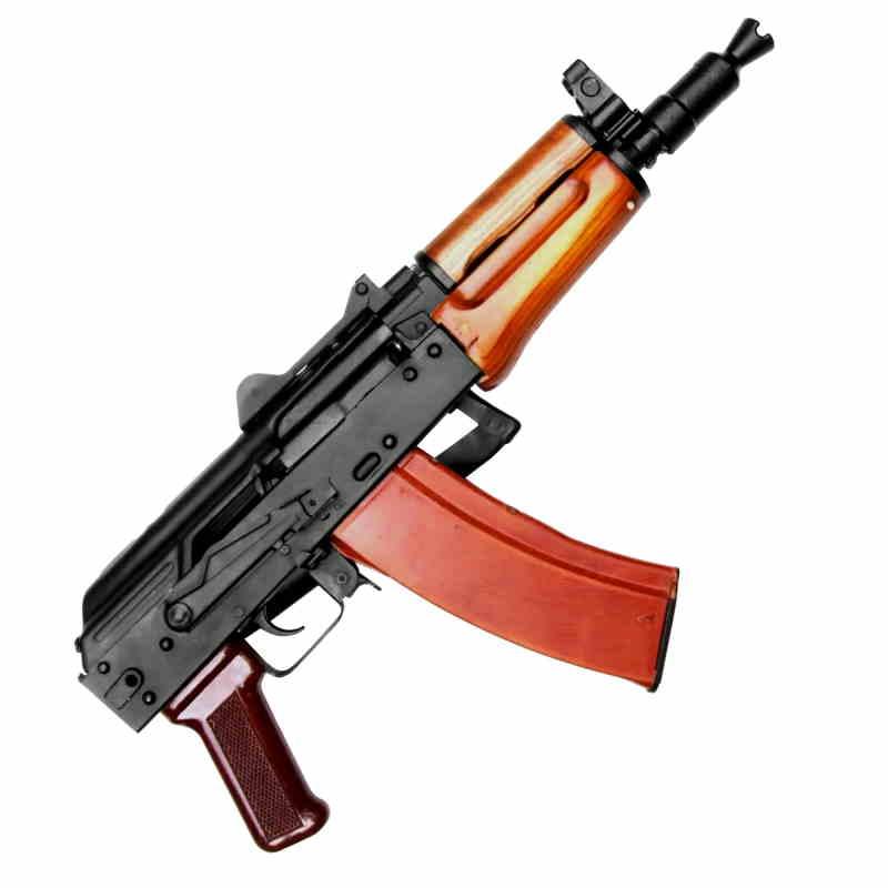 Bild Nr. 02 AK74-SU AKSU CO2 YUNKER 4,5mm CO2-Gewehr