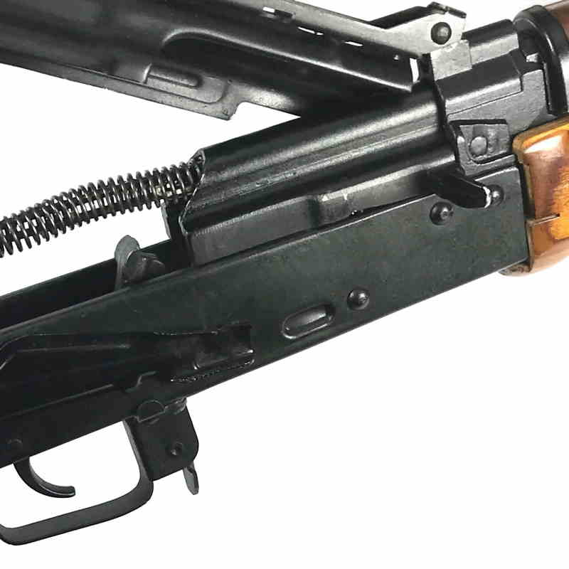 Bild Nr. 07 AK74-SU AKSU CO2 YUNKER 4,5mm CO2-Gewehr