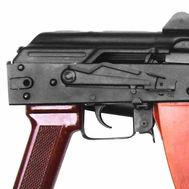 Bild Nr. 17 AK74-SU AKSU CO2 YUNKER 4,5mm CO2-Gewehr