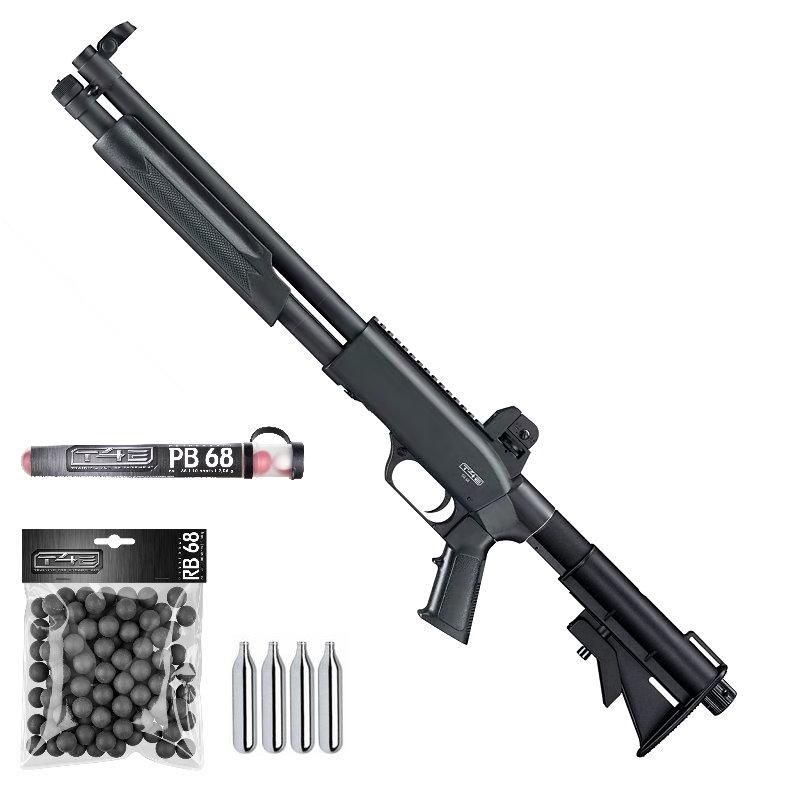 Shotgun SG68 Emergency Vorderschaft Repetierflinte Plus