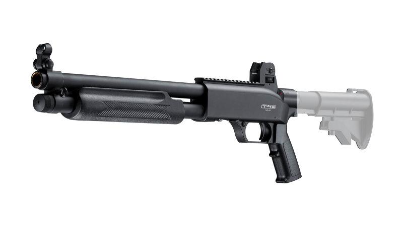 Bild Nr. 06 Shotgun SG68 Emergency Vorderschaft Repetierflinte Plus