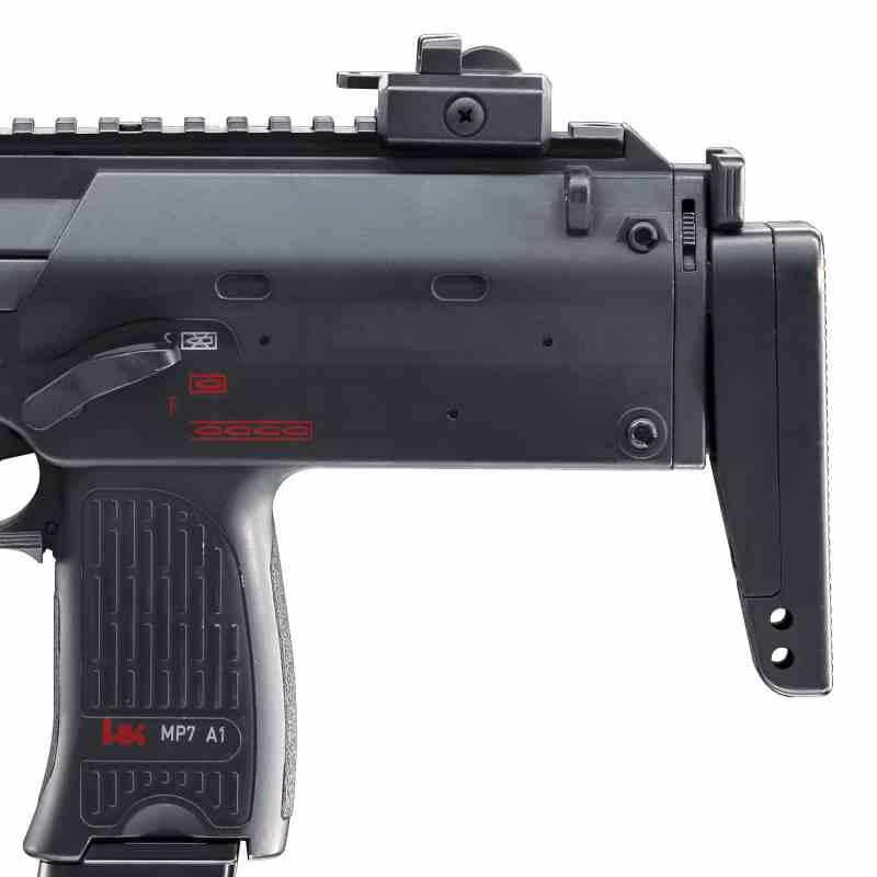 Bild Heckler & Koch MP7 A1 SWAT 6mm Abb. Nr. 03