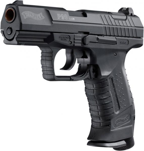 Bild Nr. 02 Pistole Walther P99 RAM