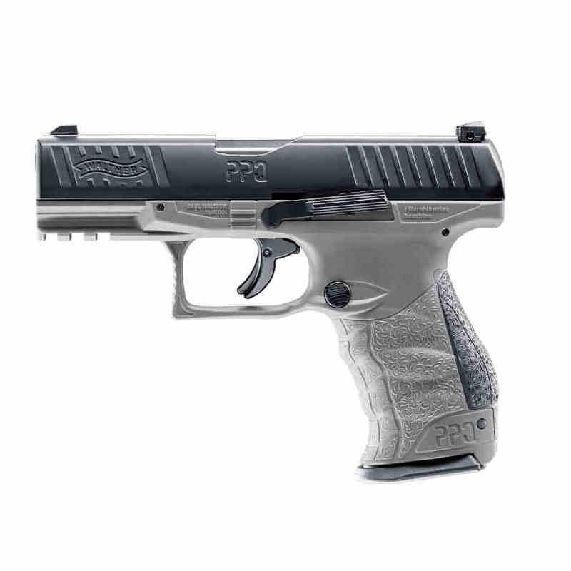 Bild Pistole Walther PPQ M2 Tungsten Gray T4E cal.43 Abb. Nr. 1