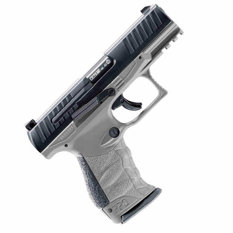 Bild Nr. 02 Pistole Walther PPQ M2 Tungsten Gray T4E cal.43