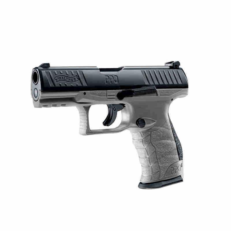 Bild Nr. 03 Pistole Walther PPQ M2 Tungsten Gray T4E cal.43
