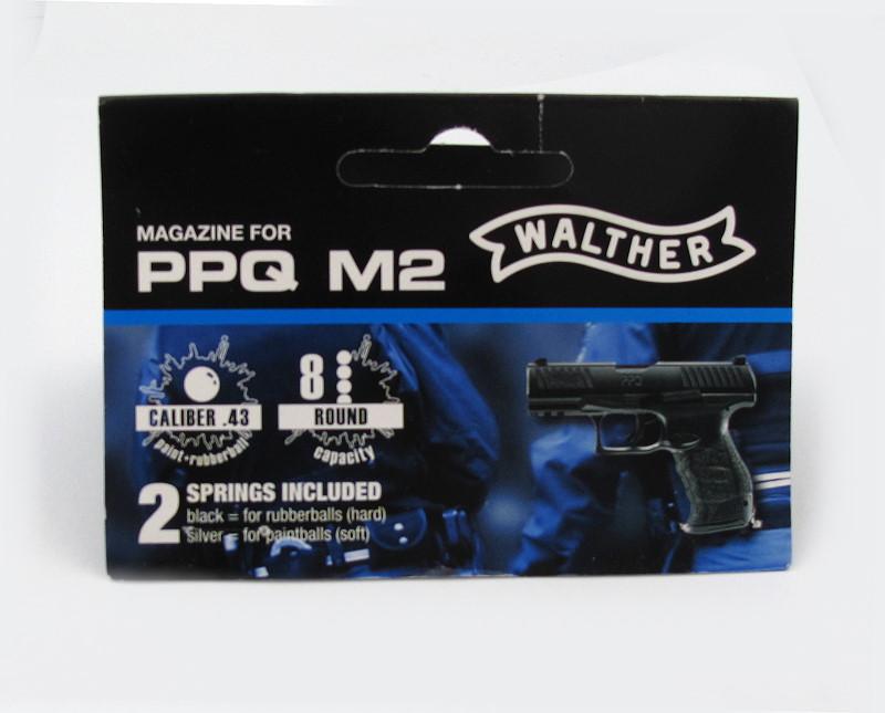 Bild Nr. 03 Magazin Walther PPQ M2 T4E .43