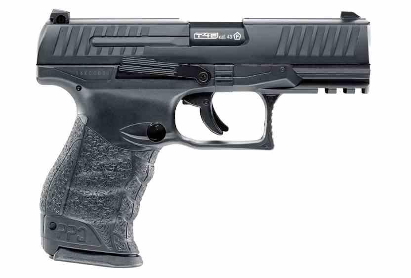 Bild Nr. 03 Walther PPQ M2 T4E cal.43