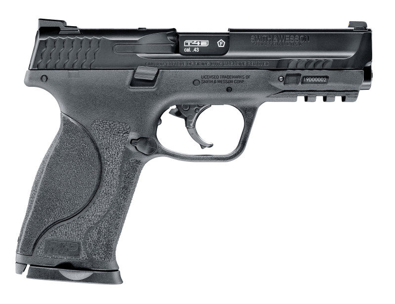 Home Defense Pistole S&W M&P 9  2.0 T4E .43 Abb. Nr 1